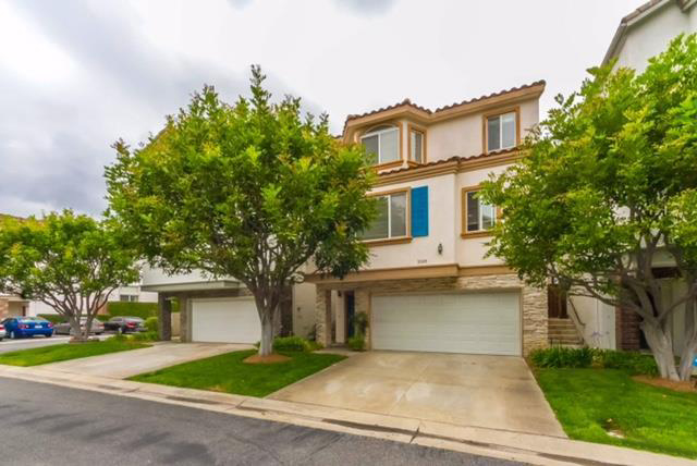 The gated community of Plaza Verde in the Plaza Del Amo area of Torrance CA