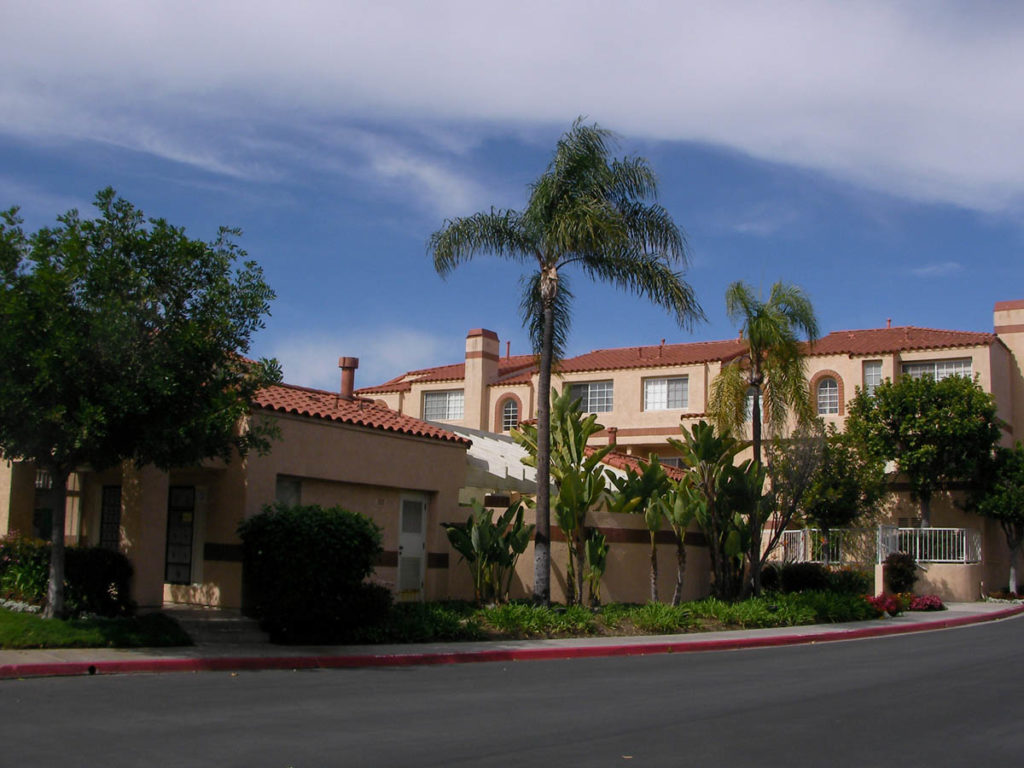 Windsong complex in Torrance CA