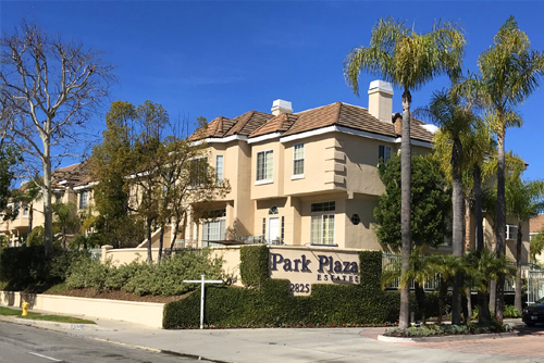 park plaza estates