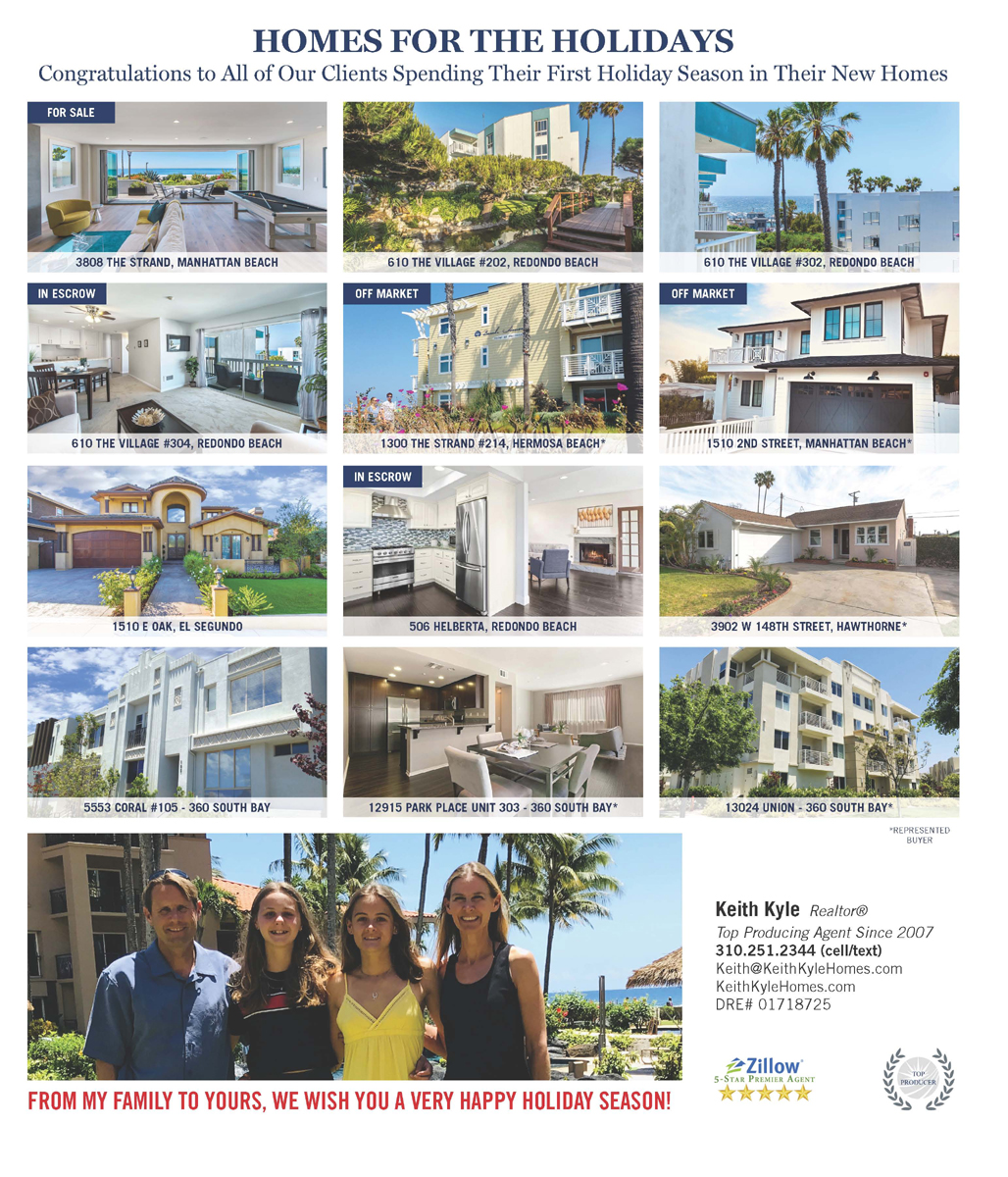 Windemere Torrance: Happy Holidays From Plaza Del Amo Real Estate